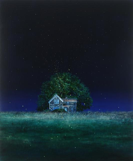 Michael Gregory, 'Midsummer Night', 2010, Nancy Hoffman Gallery