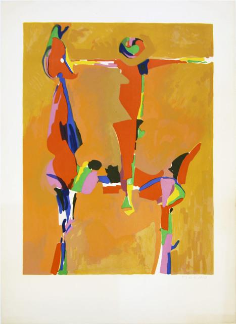 Marino Marini, 'Idea del Cavaliere', 1971, Le Coin des Arts