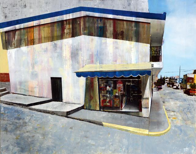 , 'La tienda,' 2018, Galería Casa Lamm