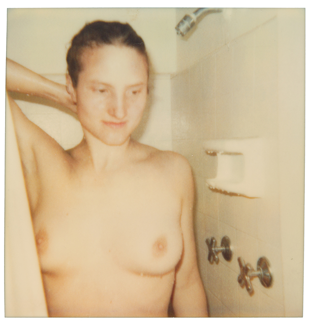 Stefanie Schneider, 'Girl Nude', 1999, Photography, Digital C-Print based on a Polaroid, not mounted, Instantdreams