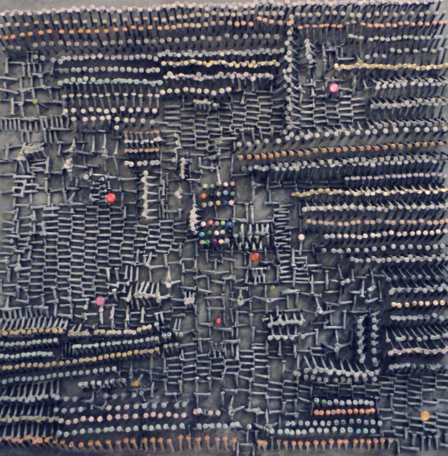, 'Prayerweave with Telephone,' 2013, ARTSOLAR