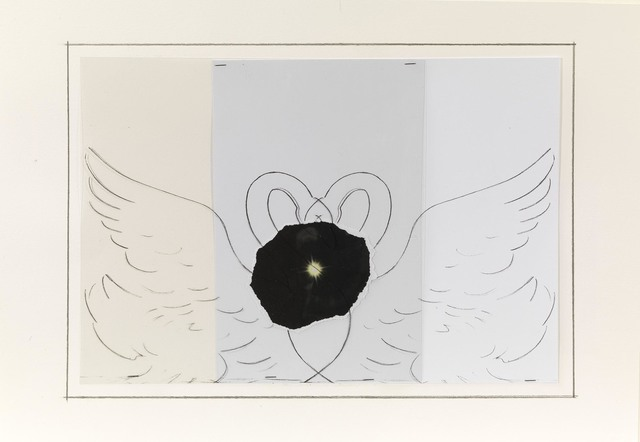 ", 'Studio per ""Lohengrin"",' 2017, Alfonso Artiaco"