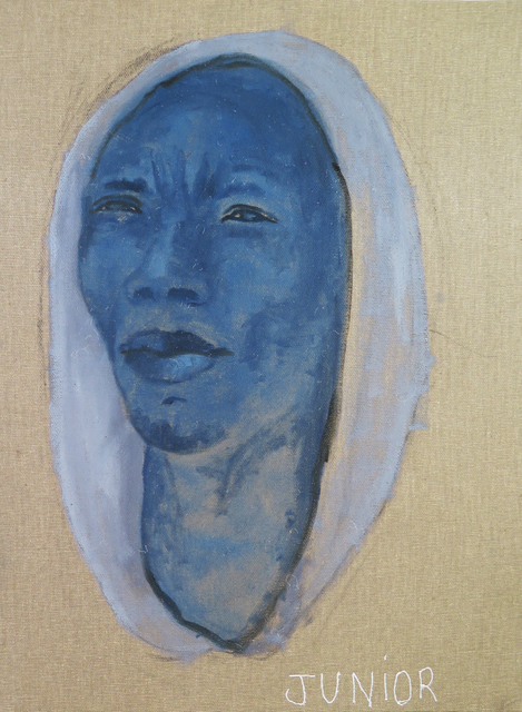 , 'Junior - série Dakar Studio,' 2018, Galerie Cécile Fakhoury - Abidjan