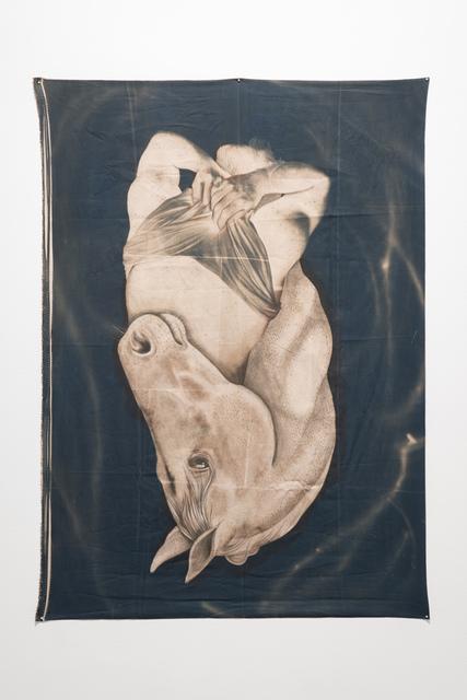 , 'Stud,' 2019, grayDUCK Gallery