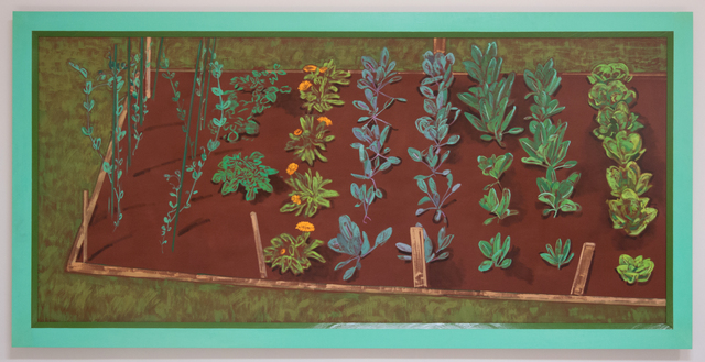 , 'Winter Vegetable Bed,' 1991, Quint Gallery