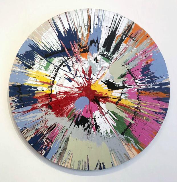 H. Haddock, 'Splash 1', 2019, Tanya Baxter Contemporary