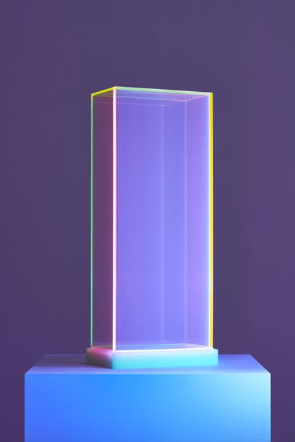 Regine Schumann, 'sugar mountain', 2011, Sculpture, Acrylic fluorescent and photoluminescent, Galerie Judith Andreae
