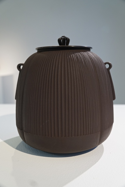 , 'Tea Kettle with Stripes 02,' 2014, Onishi Gallery