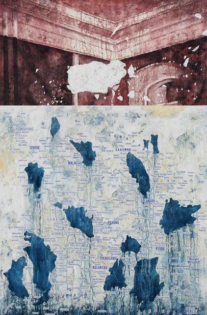 , 'Mirror / Falling Debris,' 2013, Wei-Ling Gallery