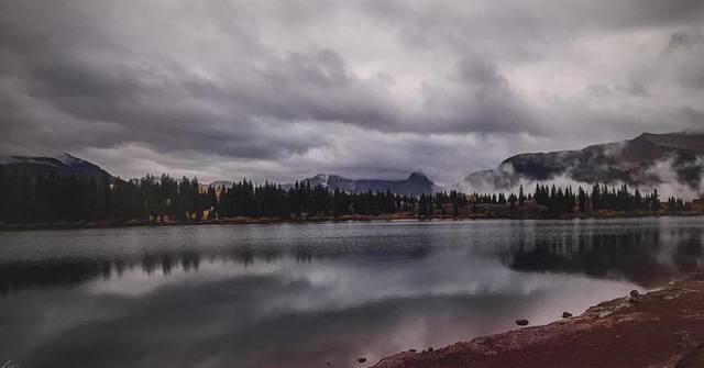 , 'Rainy Morning, Molas Lake,' , Bitfactory Gallery