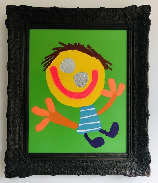 , 'Boy,' 2015, Kalkman Gallery