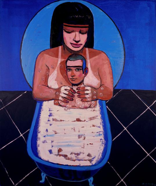 , 'Bath,' 2018, Cep Gallery