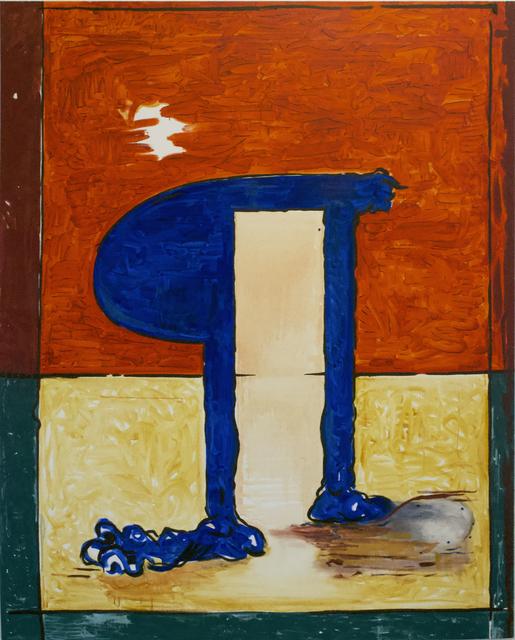 , 'Foot,' 2019, García Galeria
