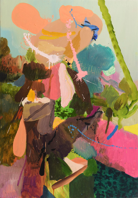 , 'Flirting with summer 2015,' 2015, Galerie Kornfeld