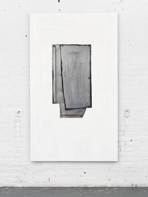 , 'Untitled (Cleft),' 2015-2016, Almine Rech Gallery