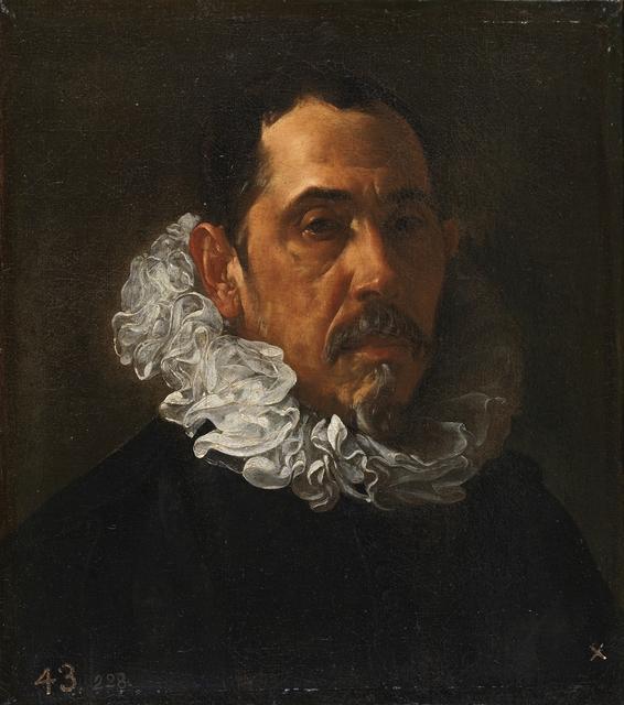 , 'Francisco Pacheco,' ca. 1620, Gemäldegalerie Alte Meister