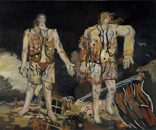 , 'The Great Friends,' 1965, Städel Museum