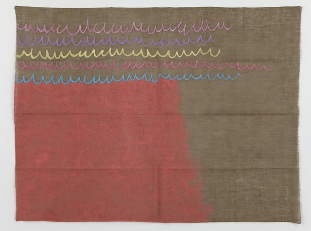 , 'Campo rosso,' 1984, Casey Kaplan