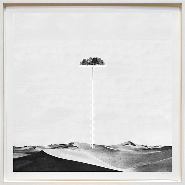 , 'Seven, Temple,' 2015, Corkin Gallery