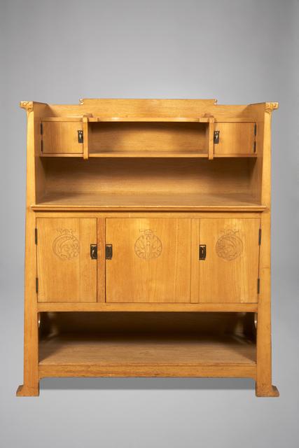 , 'Cabinet,' 1899, Franck Laigneau