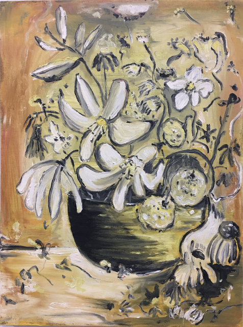 Scooter LaForge, 'Floral Still Life', 2016, Children's Museum of the Arts Benefit Auction