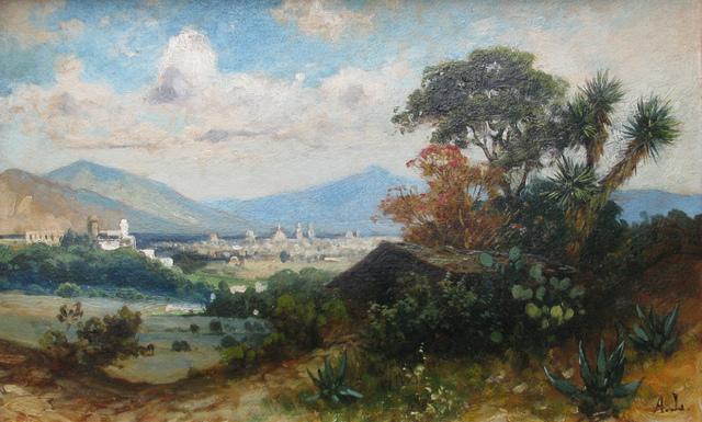 , 'Sin título (Paisaje),' , Galeria Oscar Roman