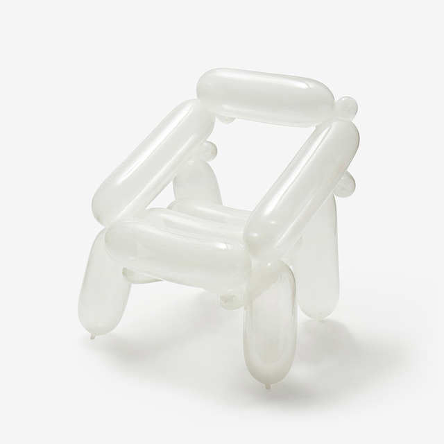 Seungjin Yang, 'CLEAR BLOWING ARMCHAIR 2', 2019, The Future Perfect