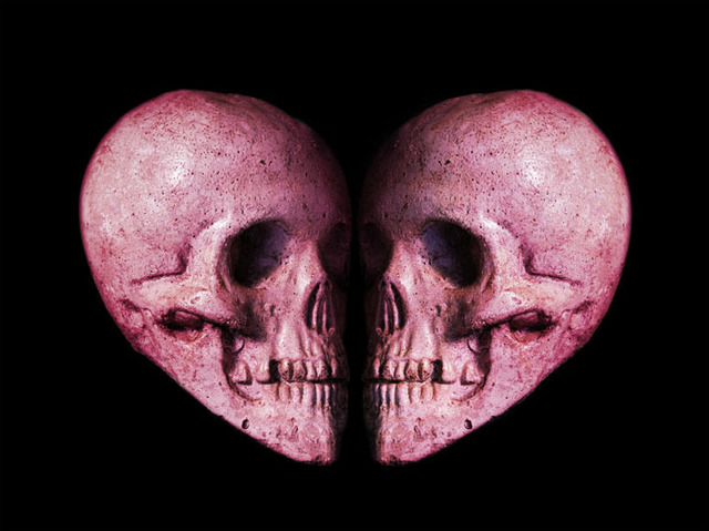 , 'MEMENTO MORTEM - LA MORT EN ROSE,' 2012, Mark Hachem Gallery