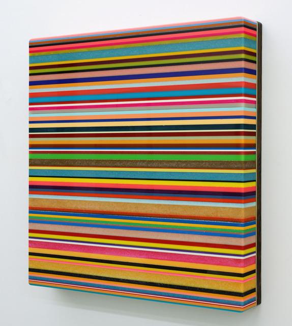 , '77 Farben,' 2011, SPONDER GALLERY