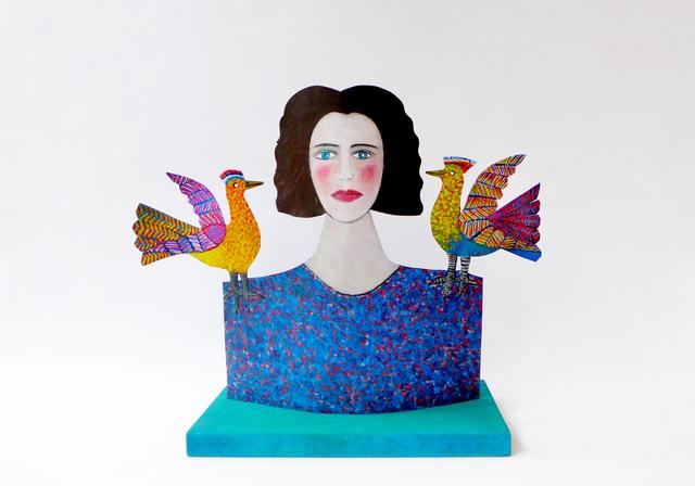 , 'L'Oiseleuse,' 2014, Modernism Inc.