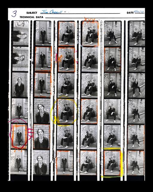 , 'Jim Carrol ,' 1979, Milk Gallery