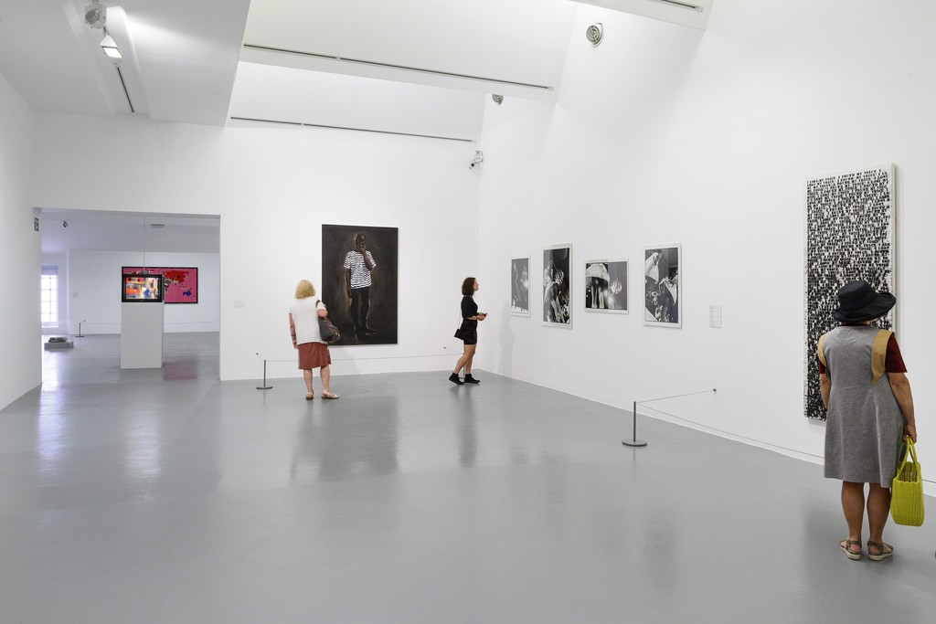 Glenn Ligon: Encounters and Collisions on display at Tate Liverpool until 18 October 2015.