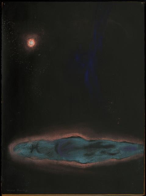 Mildred Elfman Greenberg, 'Cloud in Space', 1984, InLiquid