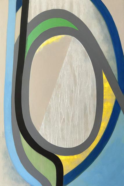 Liane Ricci, 'Twist Route', 2019, Susan Eley Fine Art