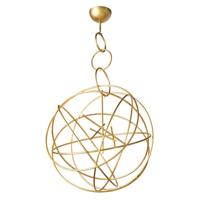 , 'Astrolabe Chandelier,' 2006, Twenty First Gallery