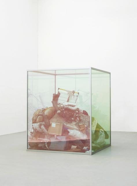 , 'Looking Glass,' 2015, Galerie Krinzinger