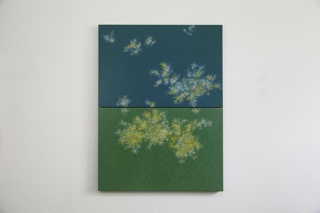 , 'In Between,' 2018, Kate Oh Gallery