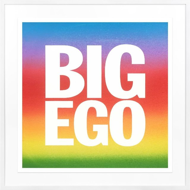 , 'Big Ego,' 2017, TWYLA