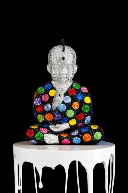 , 'Celebrations Feat. Hirst,' 2018, SPONDER GALLERY