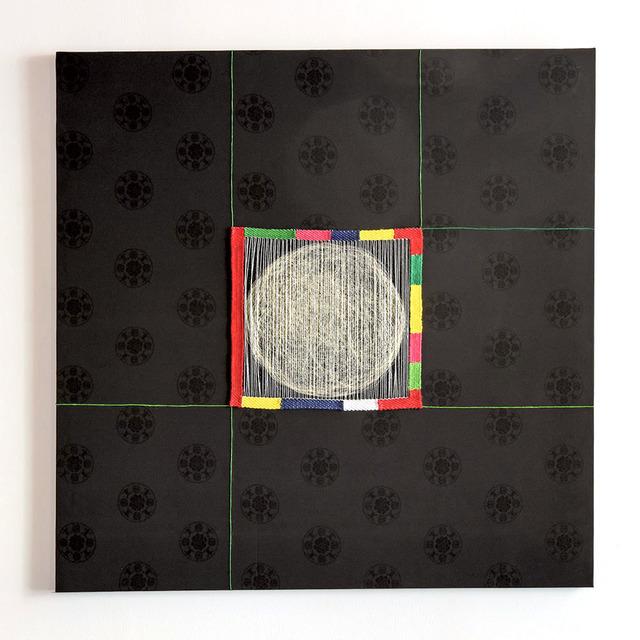 , 'Lyric Space,' 2014, browngrotta arts