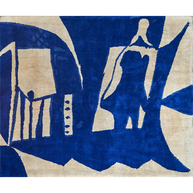 Pablo Picasso, 'Wall-hanging wool tapestry', Rago/Wright
