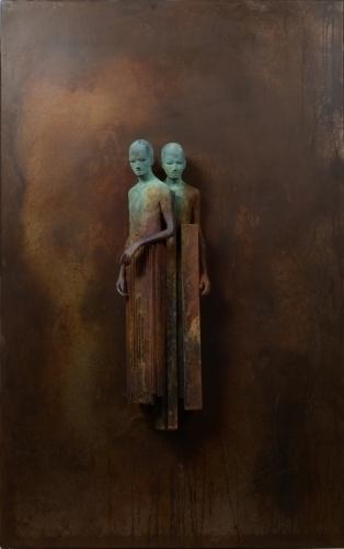 , 'Dialogo II/II,' 2016, Nil Gallery