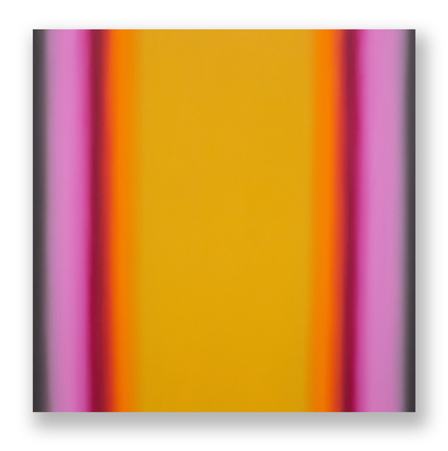 ", '""Inevitability of Truth 19-S6060 (Red Light/Yellow Orange)"",' 2015, Scott White Contemporary Art"