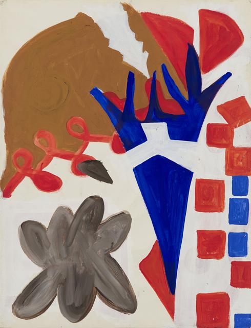 , 'Untitled (#33),' , Tibor de Nagy