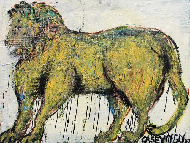 , 'Lion,' 2017, Bau-Xi Gallery