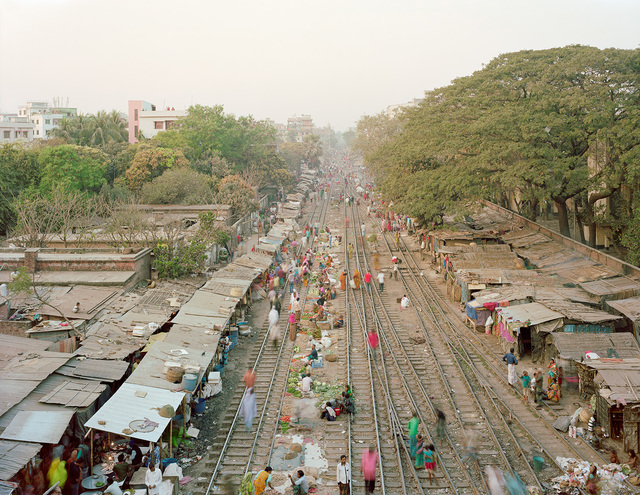 , 'Nakhalpara #1; Dhaka,' 2012, Pictura Gallery