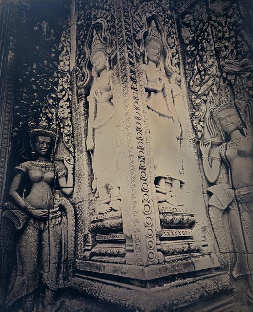 , 'Divinities of Angkor Wat #1,' 2017, Lisa Sette Gallery
