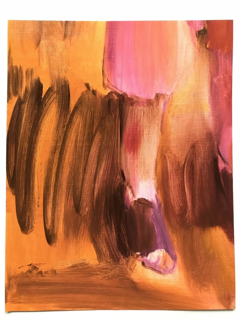 , 'Sunset Feet,' 2018, Arusha Gallery