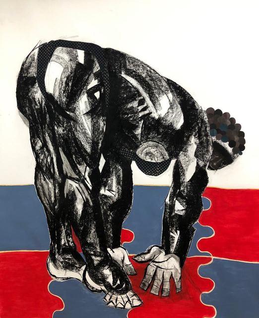 , 'Pose No. 3,' 2019, Mariane Ibrahim Gallery