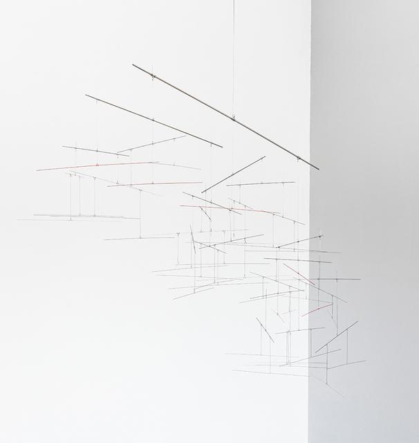 , 'Linienschiff 01:12,' 2008, Mario Mauroner Contemporary Art Salzburg-Vienna